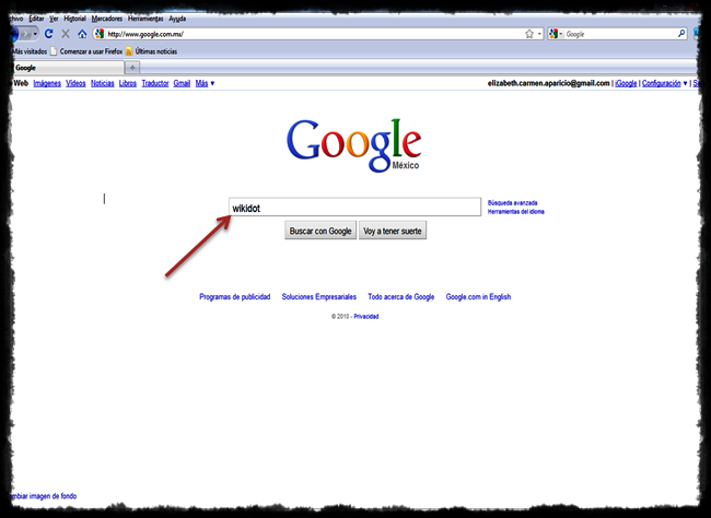 how to create a google wiki